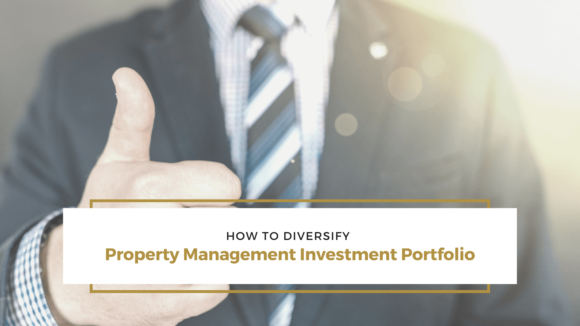 How to Diversify Your Property Management Investment Portfolio in San Diego